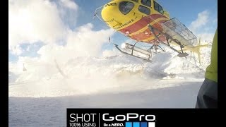 SHOT 100% using GOPRO ENGADINSNOW by Dakine