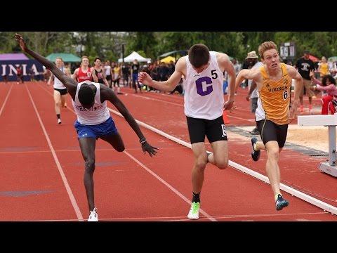 The Greatest High School 800m Race Ever