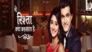 Gambar cover Rishton ka Milna Jhulna - Yeh Rishta Kya Kehlata Hai Songs - sad songs