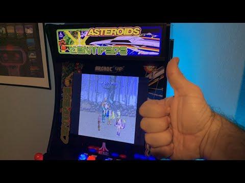 Arcade 1up Raspberry Pi RetroPie Livestream! from Greg's Game Room