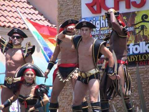 Turns Out Gay Marriage Among Pirates Was Way Common Than You'd Ever Think