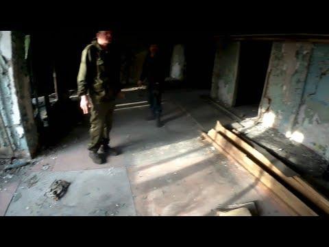 Сталк: Лесоперевалочная база ( Встретили ОХРАНУ ) Нас чуть не ПРИНЯЛИ!!!