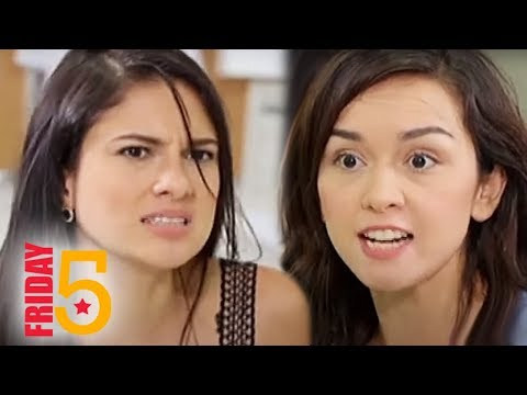 Friday 5: Wife vs Ex: Marga's rage and jealousy for Tessa because of Caloy in Pusong Ligaw