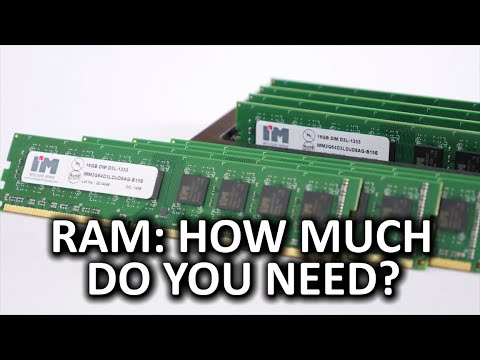 RAM - How Much Do You Need? Testing With 128GB Of ECC