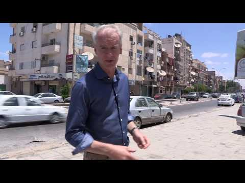 BBC HARDtalk on the road in Eastern Libya