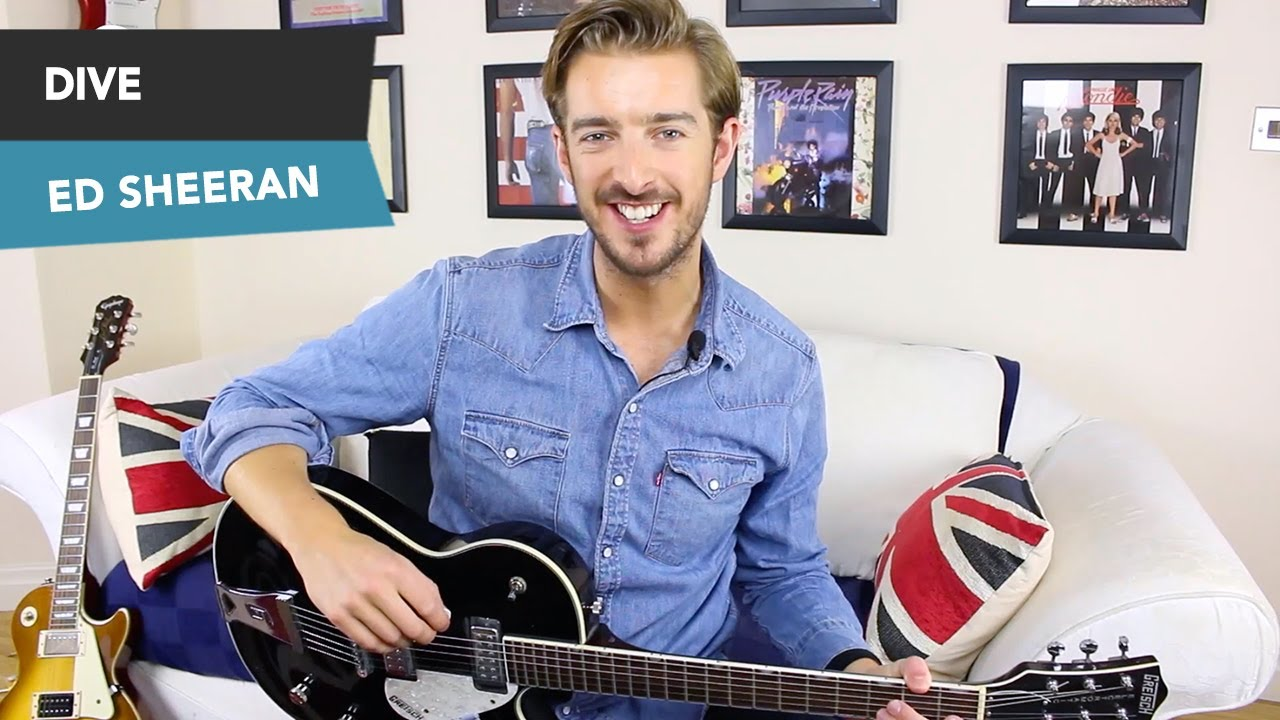 DIVE Guitar Lesson Tutorial