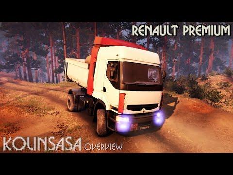 Renault Premium Red
