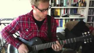 TesseracT - Origin (Concealing Fate P. 6) Guitar Cover