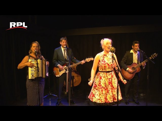 Luister!: Charlotte Welling & Trio Dobbs - Surabaja