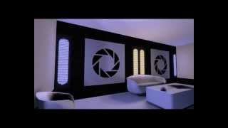 Portal 2 in Mirror's Edge