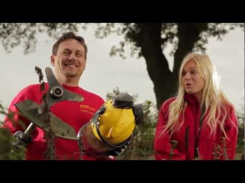 Video Die Motorsense - Rentas Werkzeugvermietung
