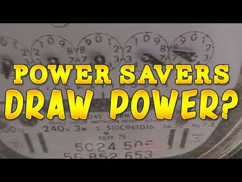 Does The Electric Saver 1200 Kvar Use