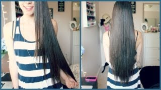Hair Care Routine & Tips for Growing Hair Long Fast!