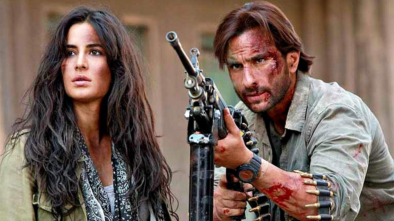 Download Saif Ali Khan Latest Action Hindi Full Movie | Katrina Kaif, Kabir Khan