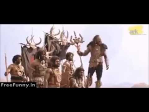 Bahubali | Shantabai funny video marathi |dubbed war scene from bahubali |