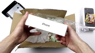 iPhone 7 Plus из США. Распаковка и сравнение с iPhone 7. ЭТО САМЫЙ БОЛЬШОЙ iPhone!