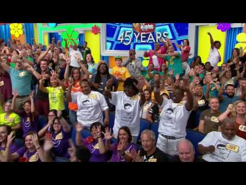 The Price is Right - Air date January 18, 2017 - Left the Kids at Home to Come on Down!