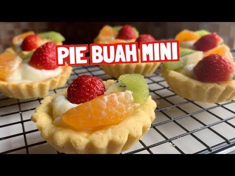 cara-membuat-pie-buah-mini- -mini-fruit-pie-2019
