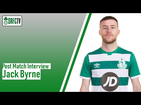 Jack Byrne | Post Match Interview v Dundalk | 06 December 2020