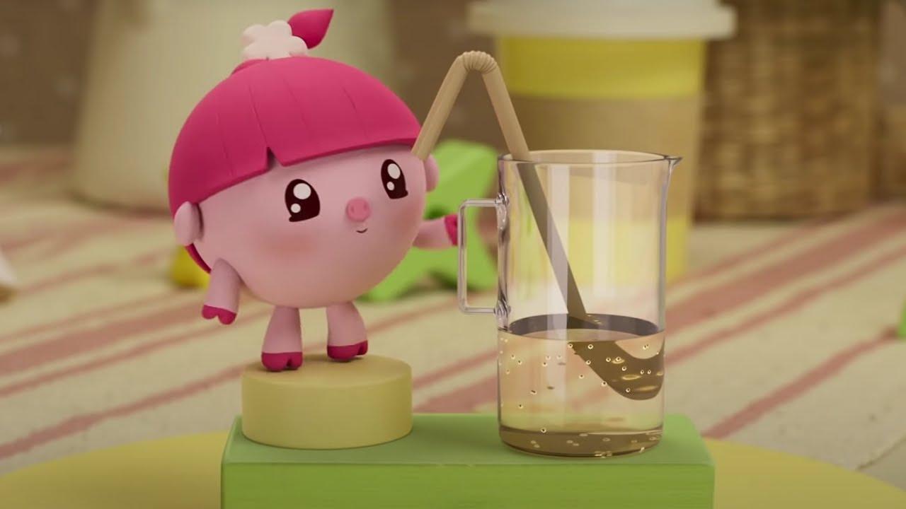 Малышарики – Лимонад 198 серия - Новые серии - Мультики 2021 для малышей