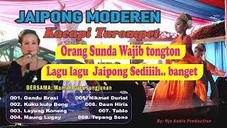 Gambar cover JAIPONG MODEREN_KACAPI TAROMPET_MAMAH CUCU JUNGJUNAN