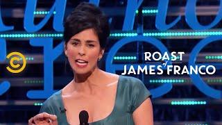 Roast of James Franco - Sarah Silverman - Natasha the Chihuahua - Uncensored