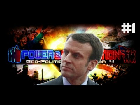 Geopolitical Simulator 4 FR (Power & Révolution): Elections française 2017 MACRON #1
