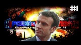 Geopolitical Simulator 4 FR (Power & Révolution): Elections française 2017 MACRON #1