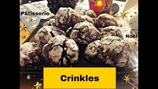 CRINKLES 4 spl la boule sur 30 boules- weight watchers (patisserie Noël)