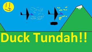 Duck Tundah!-Dat loss (War thunder commentary)