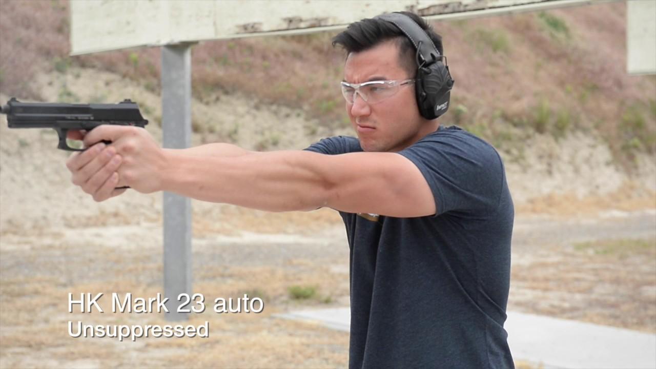 Download Silencer gun test