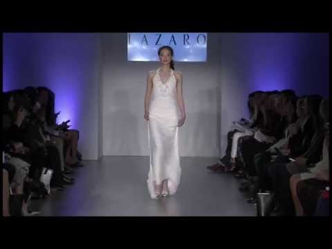 Lazaro Bridal Spring 2015 Style 3502