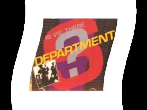 Department S - Going Left Right