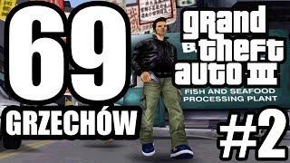 69 GRZECHÓW GTA III #2 [STRZAŁ W STOPĘ]