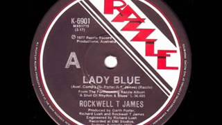 Lady Blue - Rockwell T James