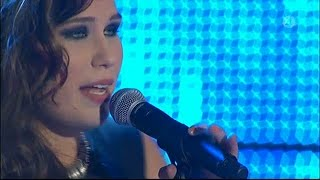 Molly Pettersson Hammar - Set Fire To The Rain - Idol Sverige (TV4)