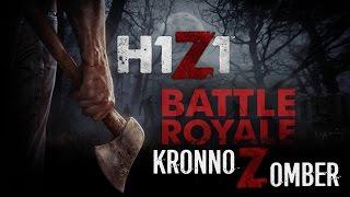 He muerto a lo GTA! Que épico! | BATTLE ROYALE  EP.1| H1Z1