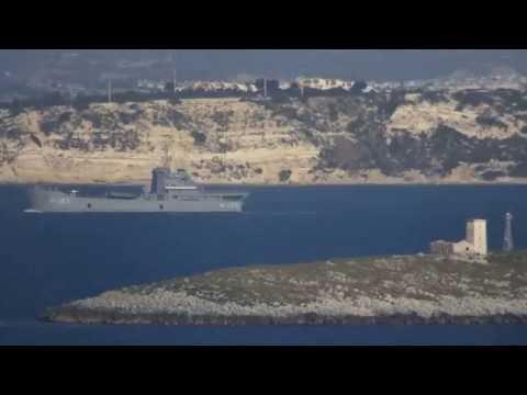 Turkish Naval Forces (Türk Deniz Kuvvetleri) at Efes 2016 - Part 1.