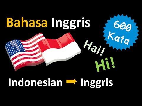 Belajar Bahasa Inggris | Kosa kata Frase dan tatabahasa | Bahasa Indonesia