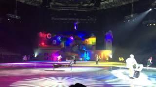 Ледовое шоу Малыш и Карлсон 10.01.2015 4