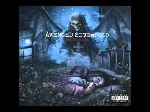 Avenged Sevenfold- Nightmare -lyrics
