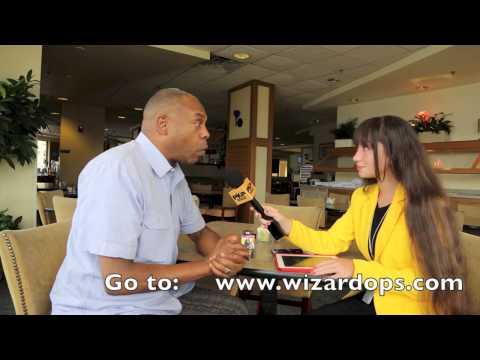 MICHAEL WINSLOW Interview w/ Pavlina 2013 Daytona Beach, FL Bonkerz