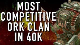 The Best Warhammer 40k Ork Clans