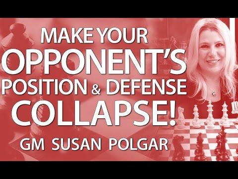 Essential Principles To Successful Attacking - GM Susan Polgar