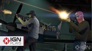 GTA 5 on PC: Barnyard Peyote Adventures - IGN Plays