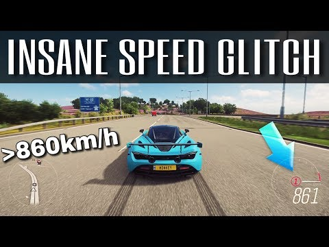 Driving over 860km/h