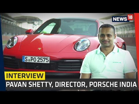 In Conversation with Pavan Shetty, Director – Porsche India on new 911, PWRS and More