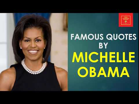 Michelle Obama gives advice to girls from YouTube · Duration:  2 minutes 20 seconds