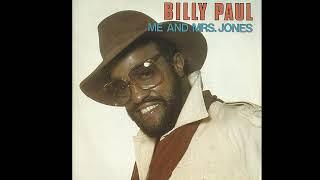 Billy Paul ~ Me & Mrs Jones 1972 Soul Purrfection Version