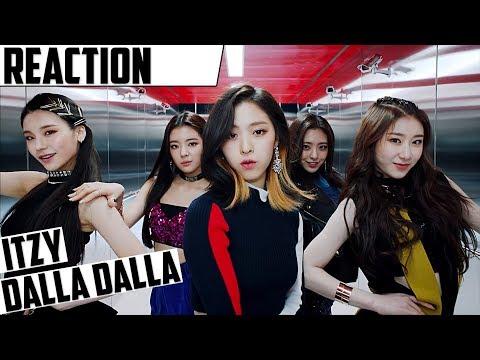 ITZY - Dalla Dalla MV Reaction/Review